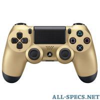 Sony Dualshock 4 Wireless Controller Gold 51070250