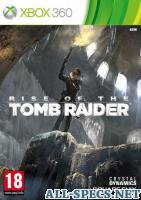 CRYSTAL DYNAMICS игра rise of the tomb raider xbox 360, русская версия 11010