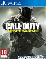 ActiVision игра call of duty: infinite warfare ps4, русская версия 11012