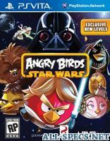 ActiVision игра angry birds: star wars ps vita, русская версия 11013