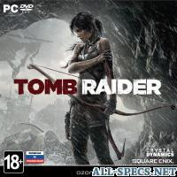 CRYSTAL DYNAMICS tomb raider 11011