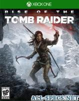 CRYSTAL DYNAMICS игра rise of the tomb raider xbox one, русская версия 11012