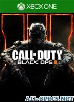 ActiVision игра call of duty: black ops 3 xbox one, русская версия 110122