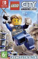 LEGO city undercover nintendo switch 110135