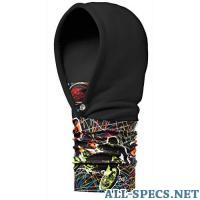 Buff Бандана Xtream/Black (Junior Hoodie ®) детская 50/55 9747090