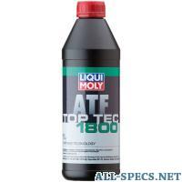 Liqui Moly top tec atf 1800 для акпп 1л 813461